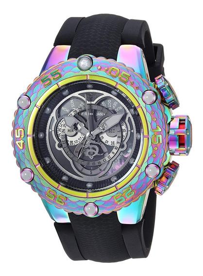 Invicta Subaqua Noma Vi Rainbow Plating Modelo 25429