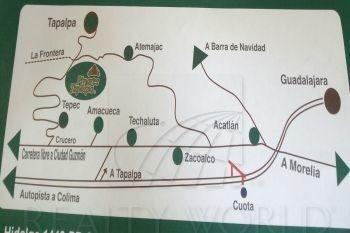 Terrenos En Venta En Tapalpa, Tapalpa