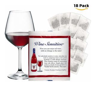 Nuevo Producto Orgánico. El Vino Sensible Utiliza Ingredi