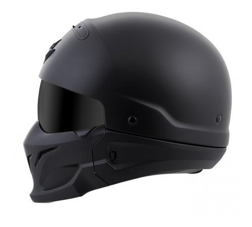 Casco Para Motociclismo Scorpion Unisex Largo