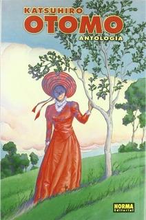 Libro Katsuhiro Otomo Antologia - Katsuhiro Otomo