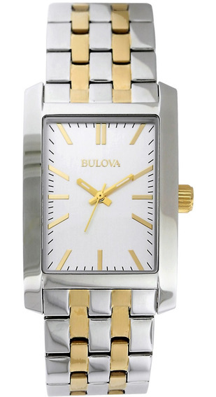 Reloj Bulova Para Hombre Modelo: 98a137 Envio Gratis
