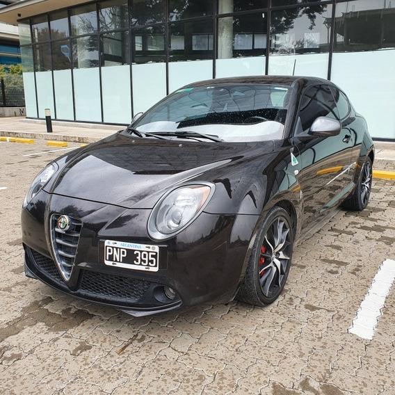 Alfa Romeo Mito 1.4 Tbi Quadrifoglio Verde 2016