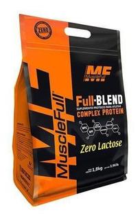Full-blend 1,8kg Complex Proteico Zero Lactose Sabor