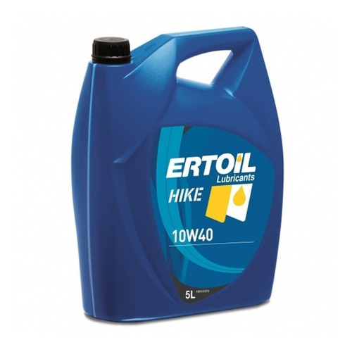 Lubricante Aceite Ertoil  10w40 4lts