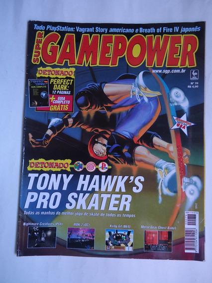 Super Gamepower Nº 76 - Perfect Dark, Tony Hawk