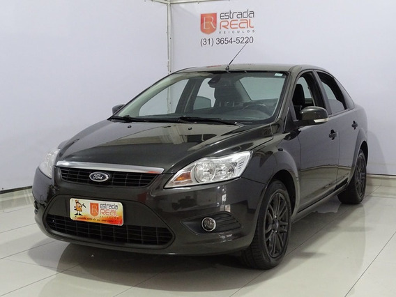 Ford Focus 2.0 Glx Sedan 16v Flex 4p Automático