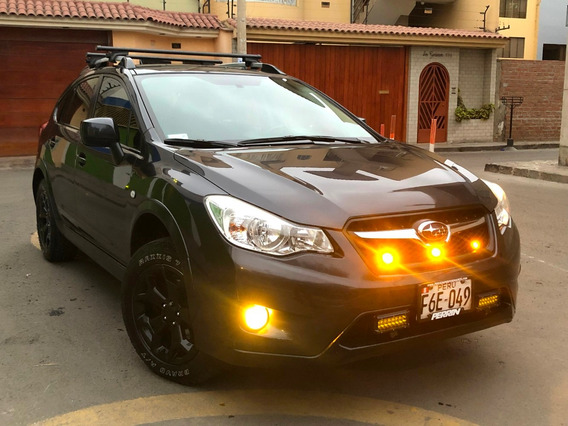 Subaru Xv Impecable