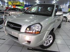 Hyundai Tucson 2.0 Gls Flex 2014 Automatico Unico Dono