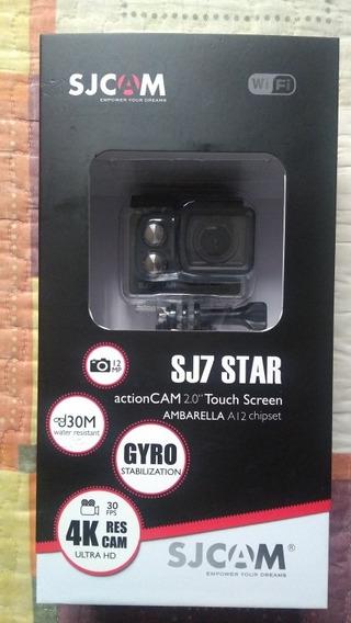 Sjcam Sj7 Star + V. Selfie + Cartão 64gb