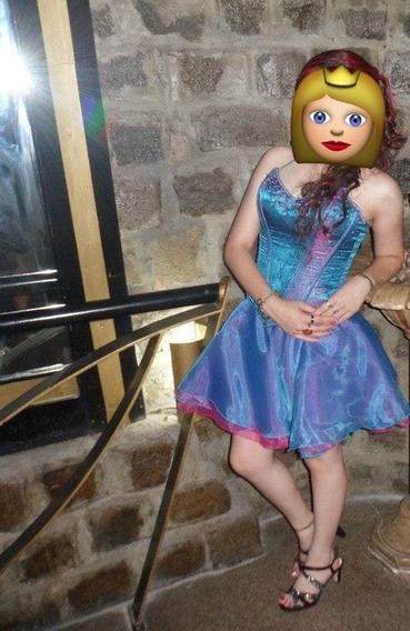 Vestido De Fiesta 15