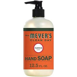 De La Señora Meyer Día De Limpieza Jabón De Manos, Calabaza,