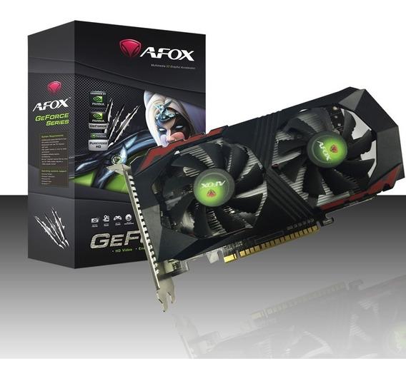 Placa De Video Gtx 1050 Ti 4gb Afox