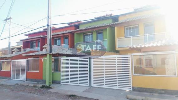 Duplex Com 2 Quartos À Venda Em Unamar-cabo Frio. - Ca0945
