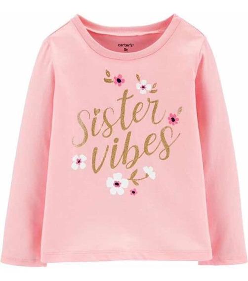 Sweater (suéter) De Niña Carters Talla 8