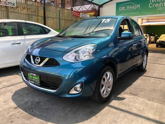 Nissan March 2015 Advance Ta