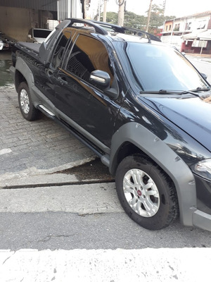Fiat Strada 1.8 Adventure Locker Ce Flex 2p 2010