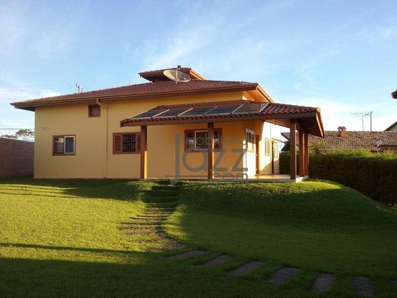 Permuta Linda Chácara Em Indaiatuba Por Apartamento Região Do Parque Prado Campinas - Ca5039