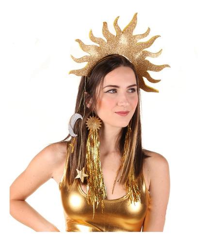 Tiara De Carnaval - Sol