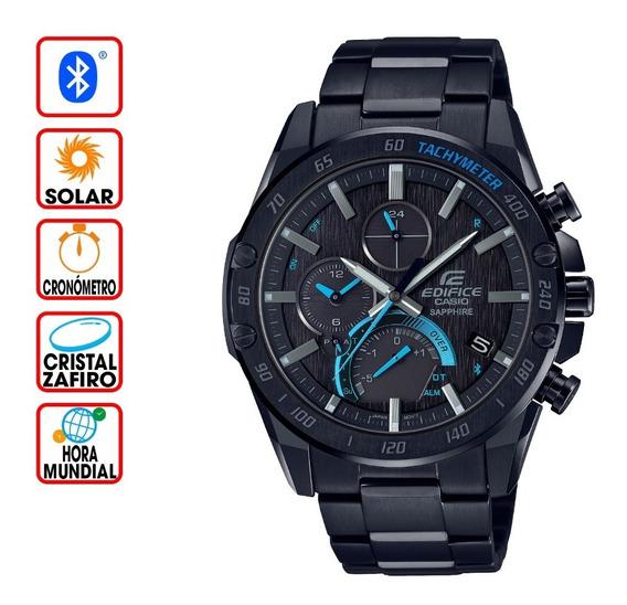 Reloj Casio Edifice Bluetooth Súper Slim Serie Eqb-1000xdc-1