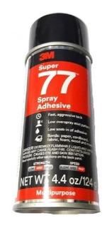 Cemento De Contacto 3m Super 77 Adhesivo En Aerosol 124gr