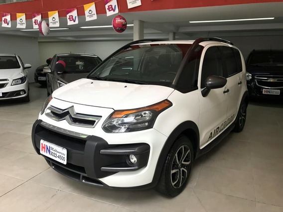 C3 Aircross 1.6 Exclusive 2015 Ú. Dona Fin. 100%