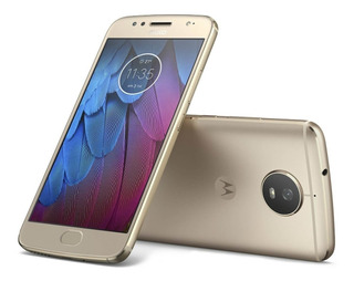 Motorola Moto G5s Xt1794 32gb Fine Gold