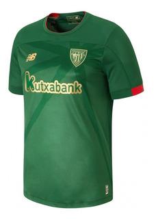 Camisa Atlético De Bilbao 19/20 Unif. 2 - Pronta Entrega