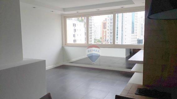Apartamento 2 Dormitórios 1 Suite 1 Vaga No Itaim Bibi - Ap0750