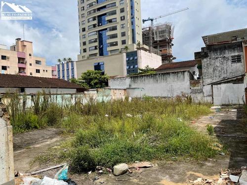 Imagem 1 de 7 de Terreno À Venda - Centro, Balneário Camboriú/sc - 469