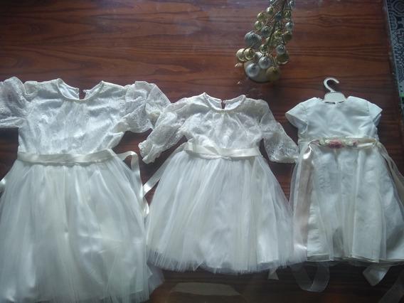 Vestidos Cortejo Niñas Casamiento Finísimos