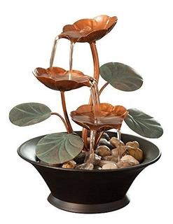 Fuente De Agua Decorativa Lily Water Interior-small