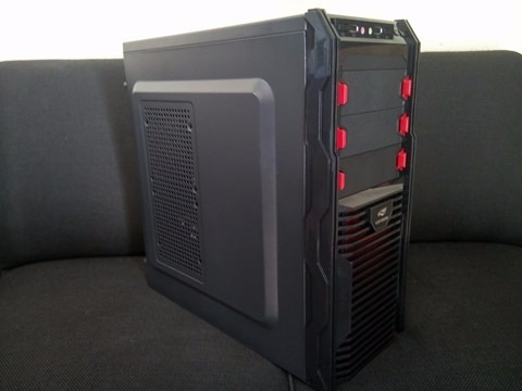 Cpu Six Core Amd Fx-6300-3.5ghz-8gb Ram-hd 1tb-gtx 550ti