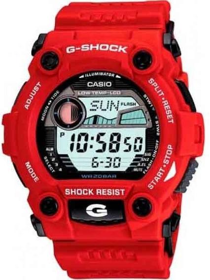Relógio Casio G-shock G-7900a-4dr *g-rescue