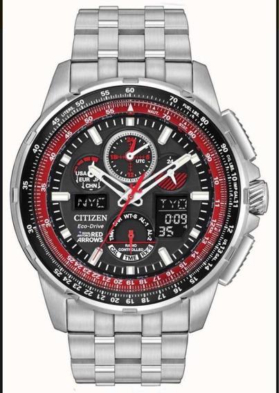 Relógio Citizen Red Arrows