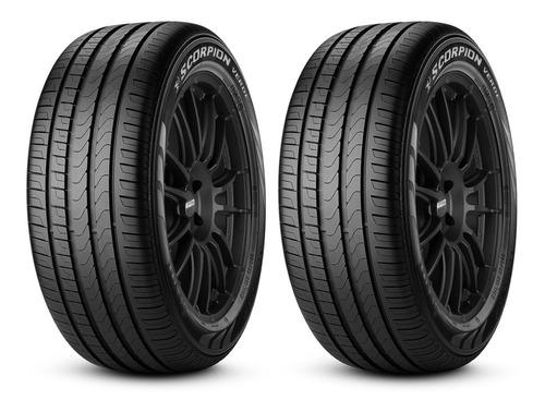 Kit X 2 Pirelli 205/60 R16 96h Scorpion Verde Neumabiz