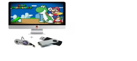Super Nintendo Portátil Com Mais De 2000 Jogos