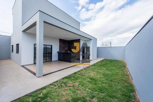 Imagem 1 de 30 de Belíssimo Sobrado Com 3 Dormitórios À Venda, 236 M² Por R$ 950.000 - Portal Da Mata - Ribeirão Preto/sp - Ca11613