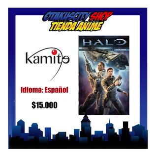 Halo: Escalation No. 1 Kamite Comic En Español