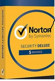Norton Security Plus 2 Anos 5 Pc .. Leia Com Atencao