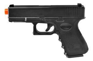 Pistola De Airsoft Spring G15 Full Metal 6mm - Galaxy