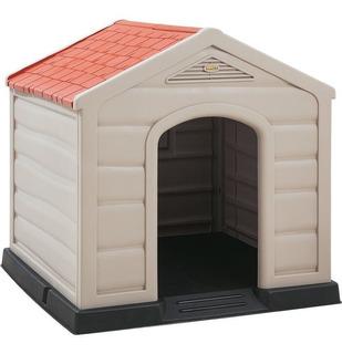 Casa Para Perro Grande Térmica Exterior Protección Contra Calor, Frío, Lluvia 90x92x89 Cm