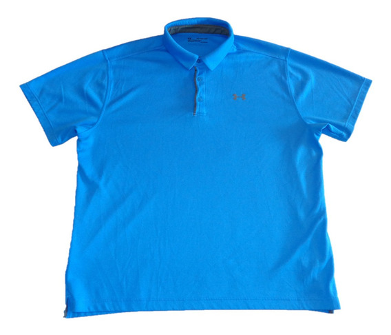 Under Armour Playera Polo M C Heat Gear Caballero X L Golf