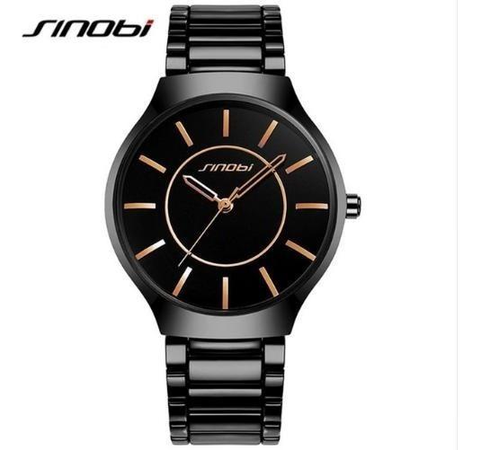 Relógios Homens Casuais Relógio Masculino Sinobi