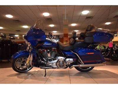 2020 Harley-davidson® Cvo Limited Azul Whatsapp +15094166220