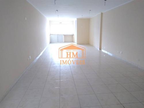 Imagem 1 de 10 de Lançamento Sala Comercial, No Centro De São Vicente - Hm3392
