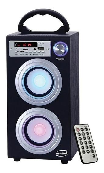 Caixa De Som New Link Torre Bluetooth Sp 106