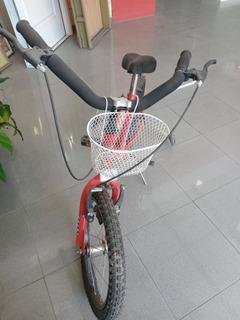 Bicicleta Niño Rodado 16 Kelinbike