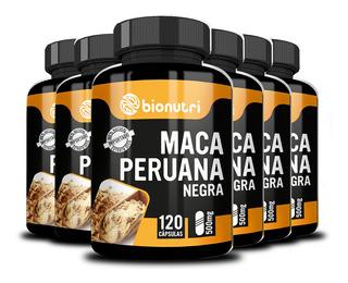maca peruana negra e tribulus terrestris