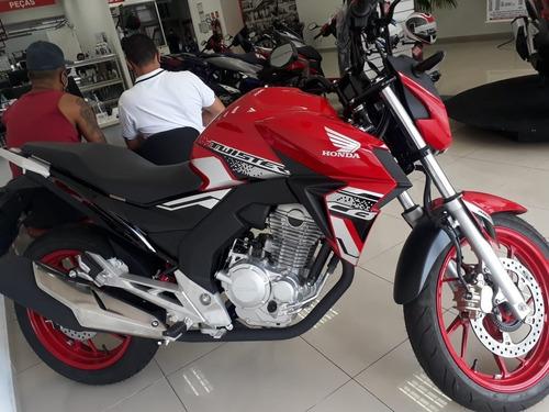 Imagem 1 de 5 de Honda Cb Twister 250cc Abs  2021/2021
